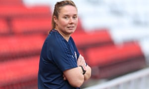 Melanie Reay, manager of Sunderland Ladies, combines her club duties with heading up Gateshead college's women's academy and bringing up a young son.
