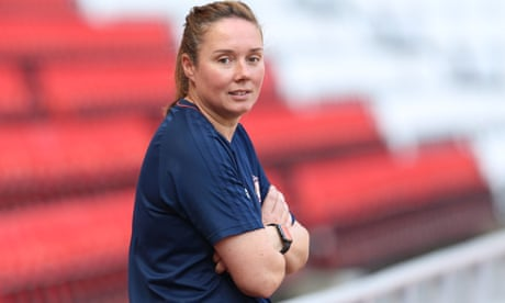 Melanie Reay: Shearer's cousin plots Sunderland Ladies' return to big time