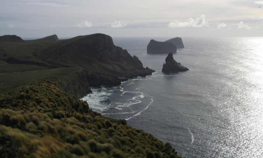 The Antipodes Islands