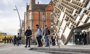The University of Sheffield opened LGBT-only halls in 2018.