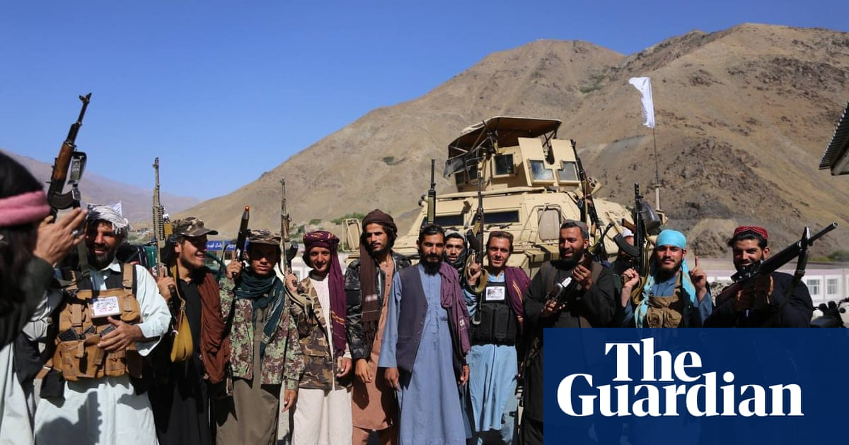 Taliban claim victory over last resistance stronghold of Panjshir province – video