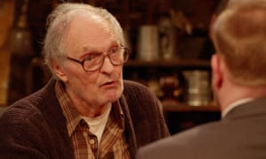 A career high … Alan Alda plays the racist, sexist Uncle Pete in a role entirely against type.