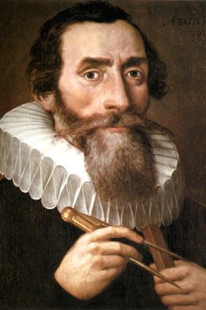 Johannes Kepler, 1610