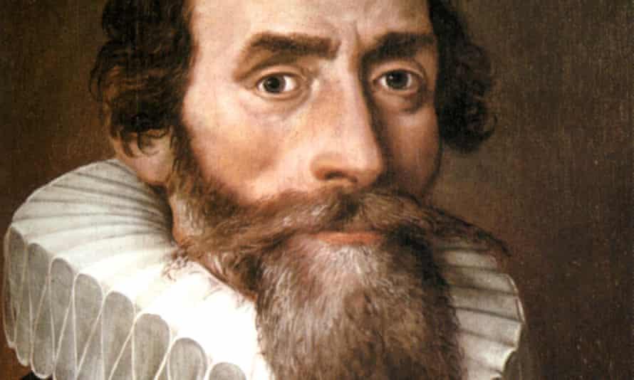 Astronomer, astrologer, alchemist? ... Johannes Kepler.