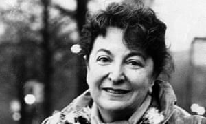 Pauline Kael, the film critic who wrote for the New Yorker from 1968 to 1991.