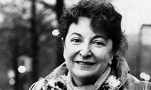 One of the greats ... film critic Pauline Kael