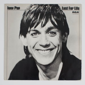 Iggy Pop – Lust For Life.