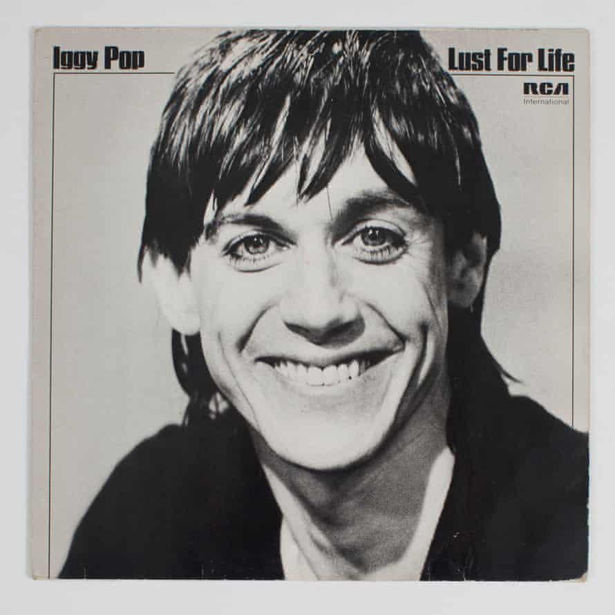 Iggy Pop – Lust For Life.