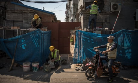 Will the drive to 'beautify' Beijing's historic areas leave older residents behind?