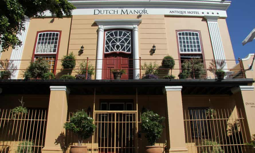 Dutch Manor, Cape Town