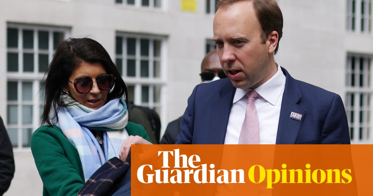 Hancock has left the NHS in crisis. Don't assume Javid will save it