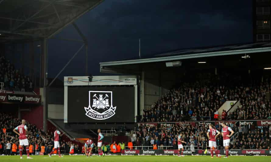 Upton Park will host its last West Ham game on Tuesday, when Manchester United are the visitors.