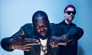 Killer Mike and El-P … 'We have some action to do now.'