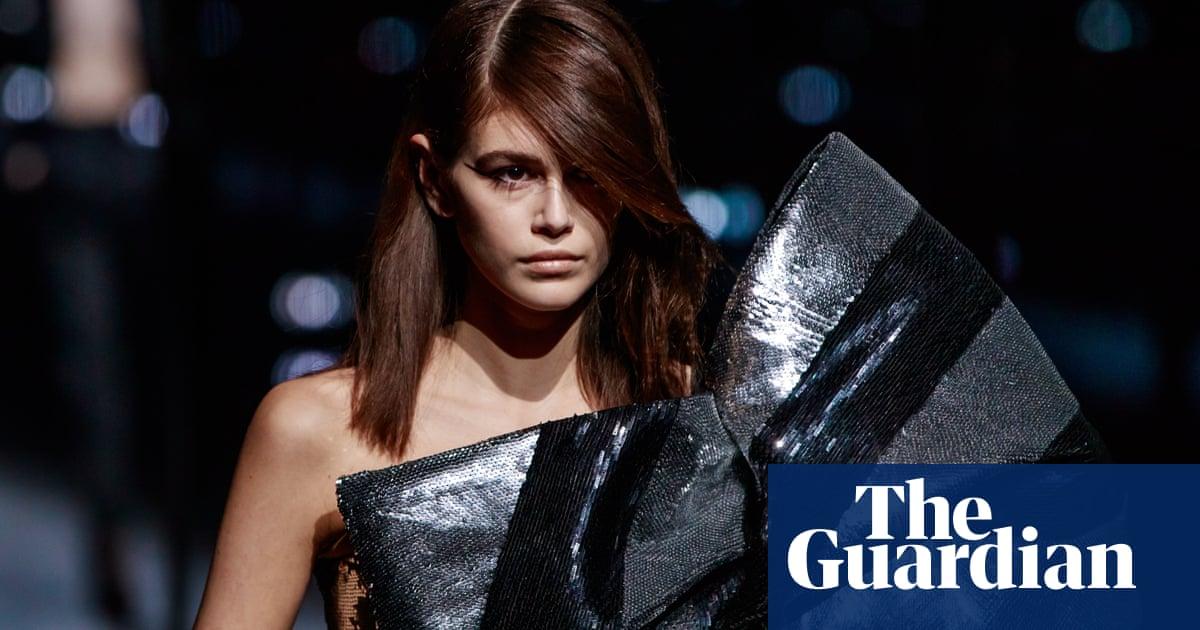 2e29b38a8b7 Saint Laurent takes inspiration from Deneuve for Paris | Fashion | The  Guardian