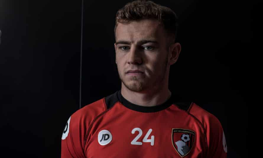 At 5ft 4in, Ryan Fraser is known as 'Wee Man' by his manager Eddie Howe.
