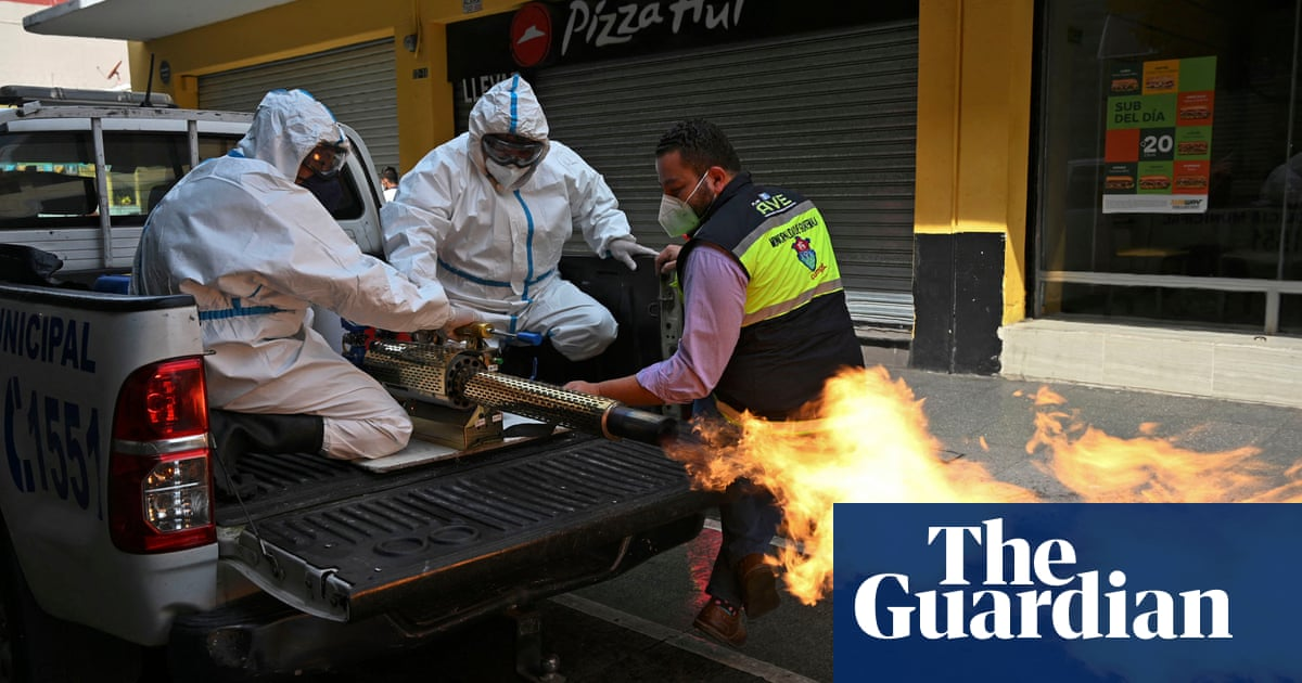 'People are dying who did not have to die': anger grows in Guatemala as Covid surges