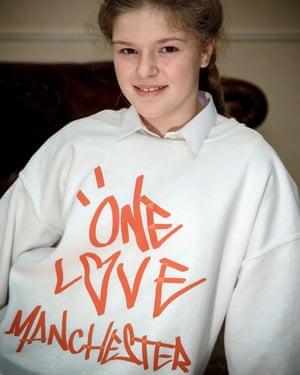 Amelia Thompson, 12