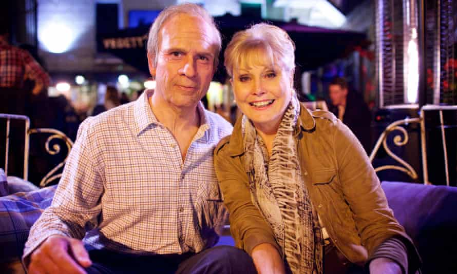 Staying alive … with Dr Chris van Tulleken and Angela Rippon.