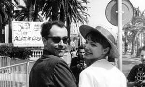 Jean-Luc Godard Anna Karina Cannes