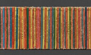 Ladybird books.