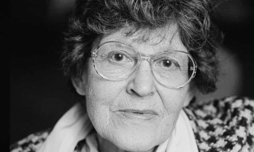 Jenny Joseph in 2003.