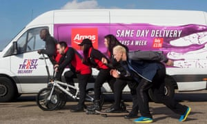 Dozens of Argos shoppers complained that deliveries had not arrived or had been delayed after ordering goods over the Black Friday weekend.