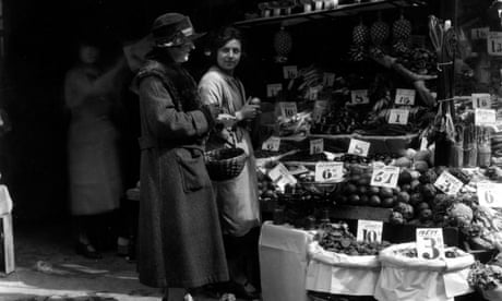 Food variety is the spice of life – archive, 14 November 1925