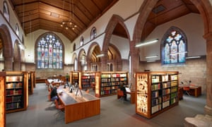 Martyrs Kirk Research Library, University of St Andrews.