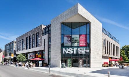 Nuffield Southampton Theatre and John Hansard Gallery, Southampton, Hampshire, UK