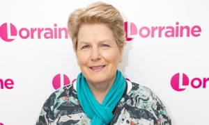The Great British Bake Off co-host Sandi Toksvig