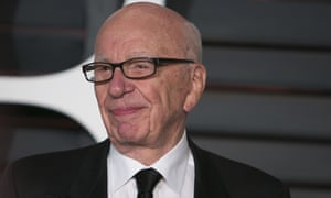 Rupert Murdoch's strategy seems to have been threatened by Comcast.