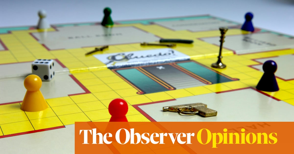 Why Is Cluedo Quite So Clueless Victoria Coren Mitcehll Opinion
