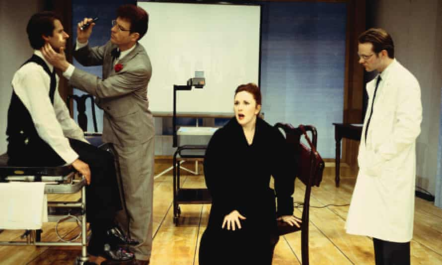 Michael Nyman's opera version of The Man Who Mistook His Wife For A Hat, performed by Long Beach Opera.