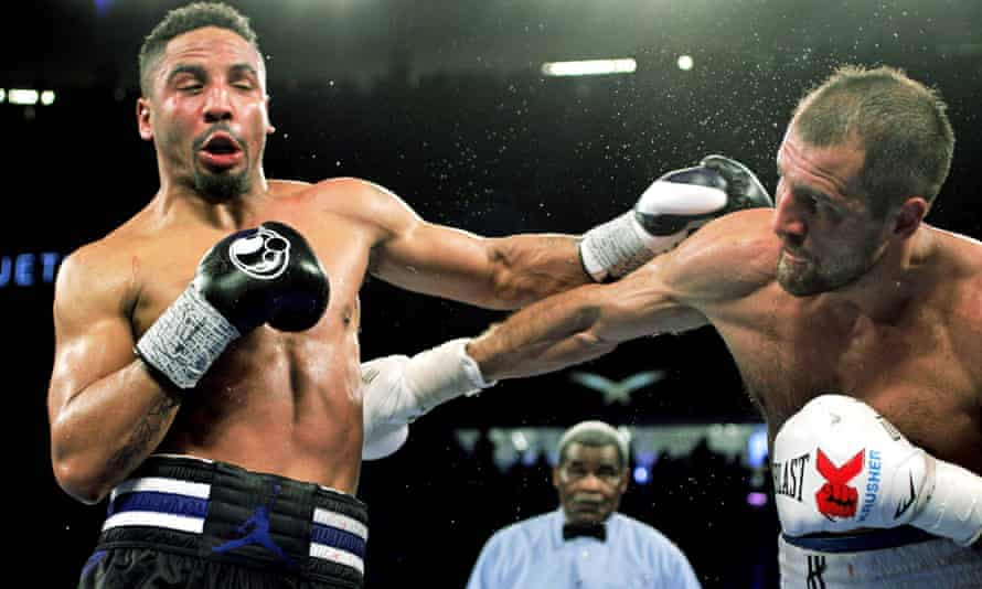 Andre Ward worked his way back into a bout against one of the hardest punchers in the world