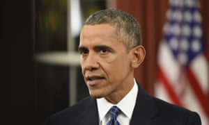 President Obama asked the American people not to conflate Muslims with Islamic State, but Republicans have criticised his address.