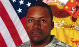 Sgt First Class Randy Johnson, of 2nd Stryker cavalry regiment, who was killed when his armoured vehicle struck an IED, in September 2007.