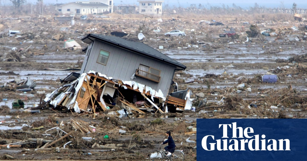 Second chance: clock stopped after Japan tsunami starts ticking a decade later