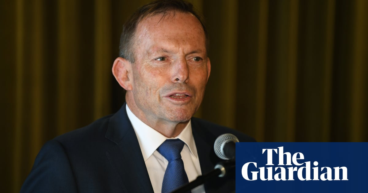 Tony Abbott says China tensions should not prevent Taiwan joining trade pact