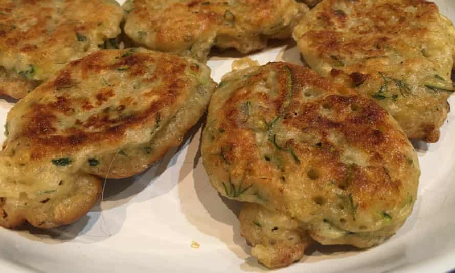 Vefa Alexiadou's fritters.