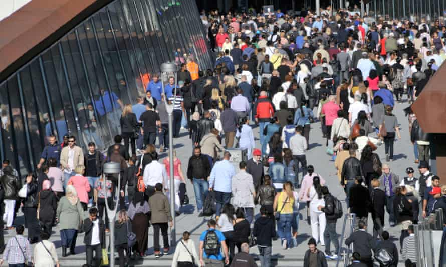 The UK population is slightly more positive than negative about the impact of immigration.