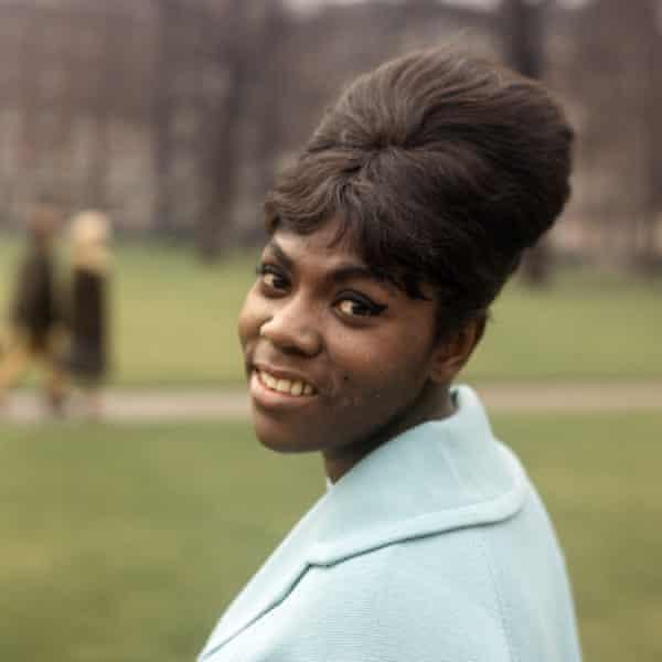 Dee Dee Warwick in 1965.