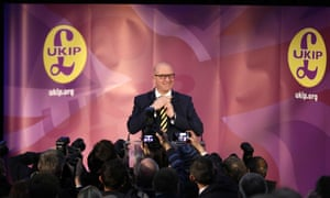 Paul Nuttall after his election as Ukip leader