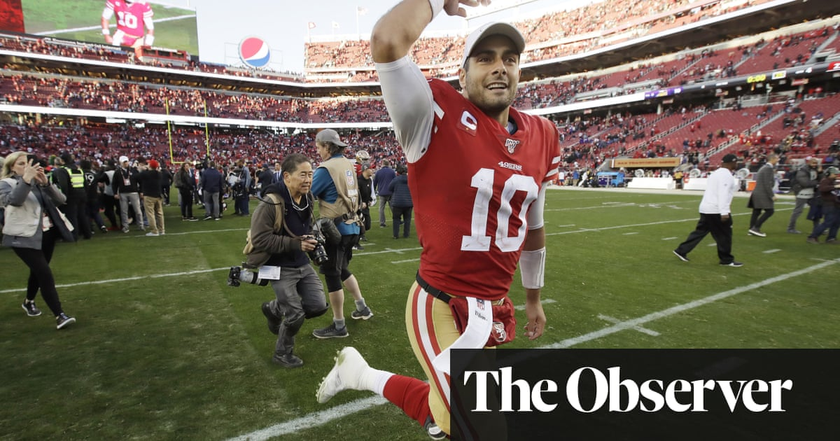 Mahomes and Garoppolo's Super Bowl clash signals changing of guard | Nicky Bandini