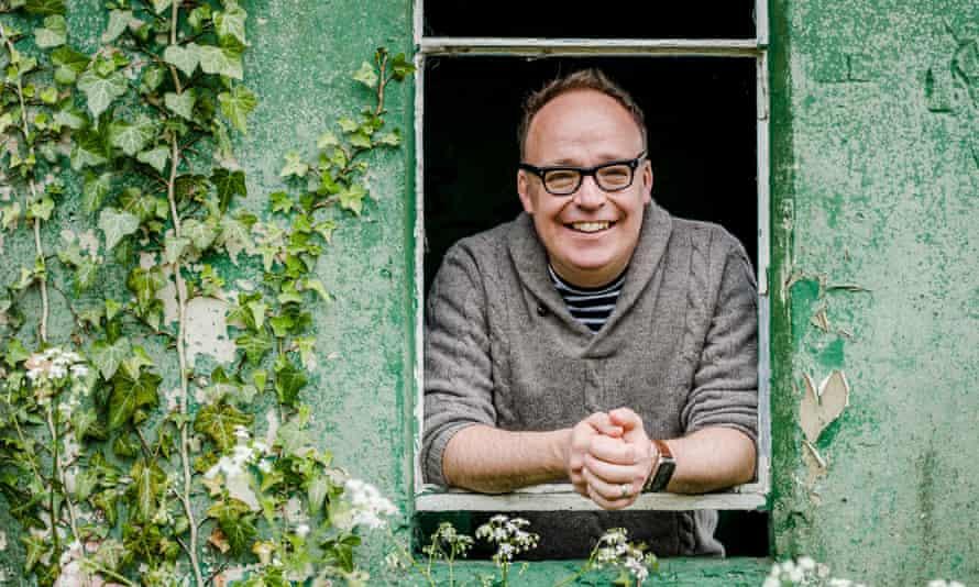 Author Mark Dawson, pictured in Salisbury.