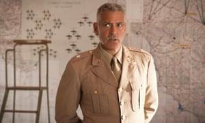 George Clooney as Schiesskopf in Catch-22