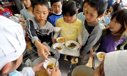 Ingredients in school meals are locally grown