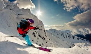 Jasna slovakia skiing