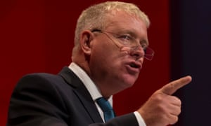 Ian Lavery delivered the broadside at Corbyn during a meeting of the shadow cabinet.