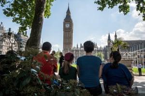Parliament Square, London
