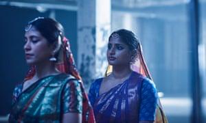 Khan's exquisive piece distils the terror of racism into dance.